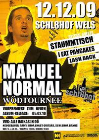 Manuel Normal + Gäste: Wödtour@Alter Schl8hof Wels