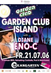 Garden Club Insel