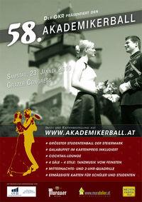 Akademikerball@Grazer Congress