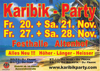 Gruppenavatar von Best Party Karibik Party