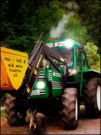 Gruppenavatar von Ressi i hoi die mit mein Traktor ab
