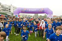 Kinder laufen für Kinder@Sporthalle Brigittenau - Wien Energie Kids Hall