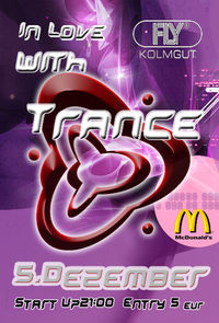 In Love with Trance@Fly