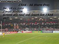 LASK - SK Sturm Graz@Gugl - Stadion Linz