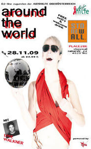 Around the world mit Uwe Walkner@Stonewall