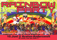 Rainbow Party!@Avalon Anderswelt