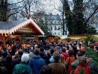 Weihnachtsmarkt@Volksgarten