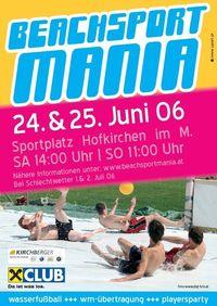 Beach-Sport-Mania 2006@Sportplatz