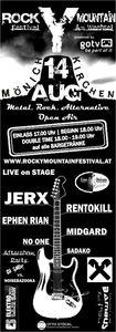 RockyMountain Festival@Hauptplatz