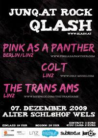 junQ.at Rock Qlash mit Pink as a Panther@Alter Schl8hof Wels