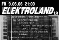 Elektroland Party@Transporter