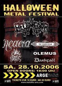 HALLOWEEN Metal Festival 2006@ARGEkultur