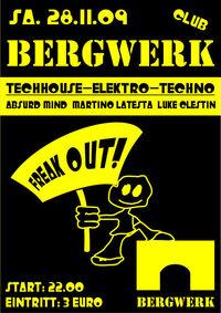 freak out!@Bergwerk