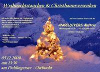 Weihnachtstauchen & Christbaumversenken@Pichlingersee - Ostbucht