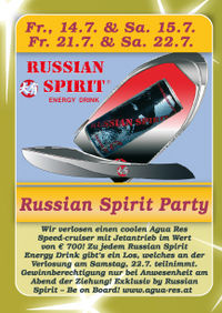 Russian Spirit Party