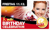 X-Mas Birthday Celebration@Evers