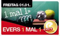 Evers 1 mal 1@Evers