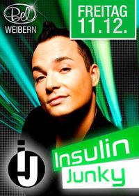DJ Insulin Junky@Disco Bel