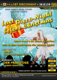 Last Disco Night before Christmas