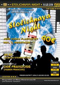 Stolichnaya Night