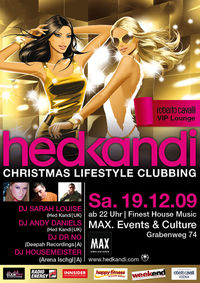 Hed Kandi@MAX Events & Culture