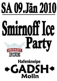 Smirnoff Ice Party@Gadsh