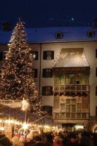 Christkindlmarkt Innsbruck@Altstadt