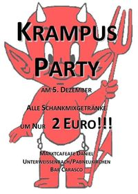 Krampus-Party@Bar Carasco