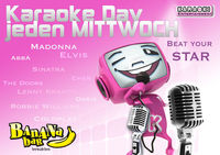 Karaoke Night@Bananabar