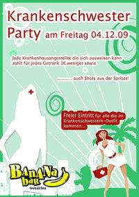 Krankenschwester Party@Bananabar