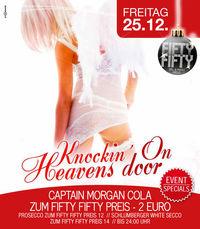 Knockin On Heavens Door@Fifty Fifty