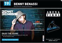 Benny Bennassi@Arena Tirol
