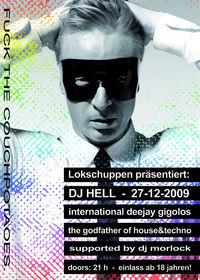 Dj Hell @ Lokschuppen@Lokschuppen