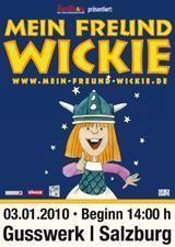 Mein Freund Wickie - Das neue Familien-Musical@Gusswerk