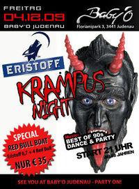 Eristoff Krampus Night@Baby'O