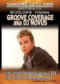 Groove Coverage aka Dj Novus@Excalibur
