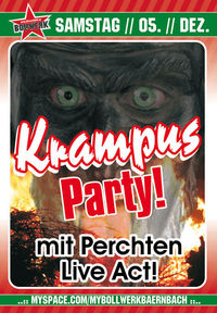 Krampus Party@Bollwerk