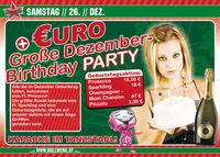 Dezember Birtday Party@Bollwerk