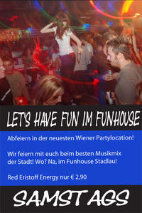 Let´s have Fun im Funhouse