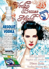 Vodka Brause Night@Disco Soiz
