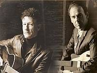 An Evening With Lyle Lovett & John Hyatt@WUK
