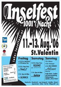 Inselfest 1001 Nacht@Insel Gutenhofen