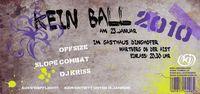Kein Ball@Gasthaus Dinghofer