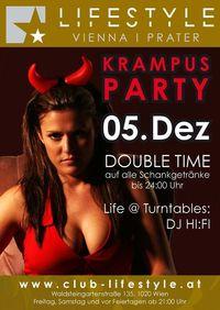Krampus Party@Club Lifestyle