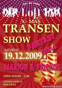 X-Mas Transen Show@Loft Graz