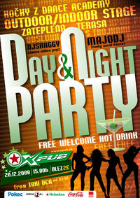 Day 'n' Night Party@XPub