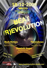 Beat (R)Evolution@Mezzo
