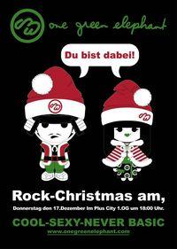 Rock-Christmas@One Green Elephant / Plus City 1. OG