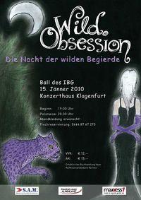 Wild Obsession - Ball des Ingeborg Bachmann Gymnasiums