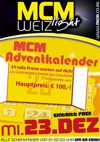 MCM Adventkalender